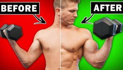 4 اسرار طبيعية لزيادة حجم وتضخيم عضلة الباي