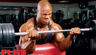 دروب سيت بالبار  - كيفية استخدام دروب سيت لتضخيم العضلات