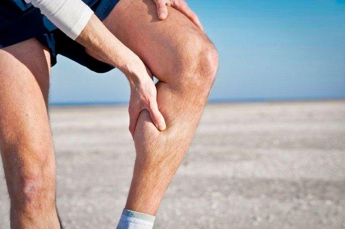 حلول غذائية لتشنجات العضلات