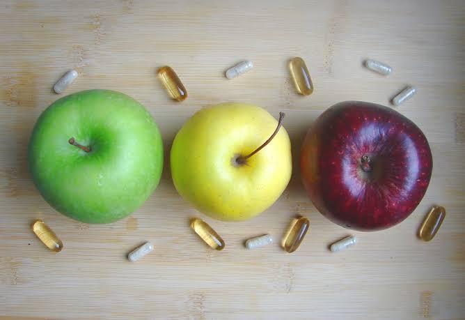 الفيتامينات و المعادن
