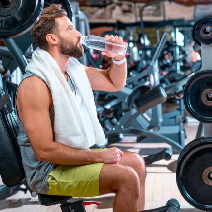 افضل مشروب بناء العضلات