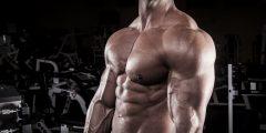 10 اسرار تضخيم العضلات
