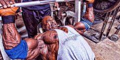 تضخيم عضلات الصدر بشكل أسرع