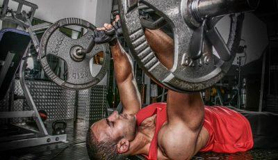 كيفية استخدام دروب سيت لتضخيم العضلات