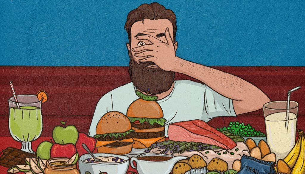 هل تأكل سعرات حرارية فارغة؟