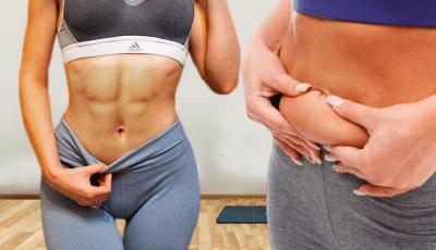 8 تمارين حرق الدهون البطن