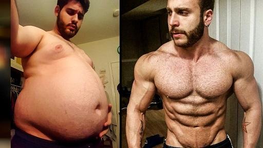 هل وزن العضلات أكثر من الدهون؟