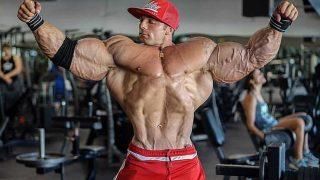 اسرار بناء العضلات
